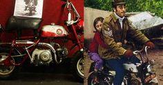 John Lennon's old motorbike for sale at auction