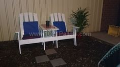 Jack and jill chair | 1001 Pallets