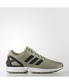 on sale dac97 9f647 Adidas ZX Flux Uomo Scarpe Verde