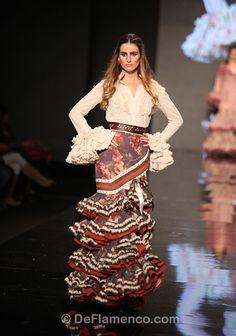 Fotografías Moda Flamenca - Simof 2013 - MARGARITA FREIRE - Retazos de mi vida…