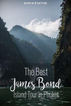 Best James Bond Island Tour Phuket | Best sea kayaking Phuket | Phang Nga bay | Best sea tour Phuket | Beautiful islands in Thailand | sea tour in Phuket | things to do in Phuket | kayaking in Phuket | Emerald Cave | Cave Kayaking Phuket | via @elitejetsetters