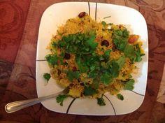 Poha- Maharashtrian Snack!