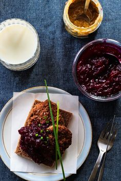Rødbede marmelade/kompot med peberrod | LouiogBearnaisen