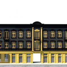 Deweloper Łódź   Kamienice, nieruchomości, mieszkania - Budomal Multi Story Building