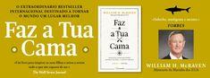 Sinfonia dos Livros: Novidade Nascente | Faz a Tua Cama | William H. Mc...
