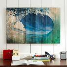 Chris Burkard Photo Real on Wood, Full Wave   PBteen