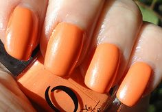 Making up 4 my age: Orly: Life's a Peach