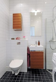 scandinavian interior design bathroom | Interior Design Ideas