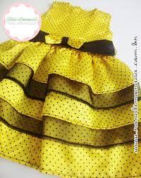vestido abelhinha - Pesquisa Google