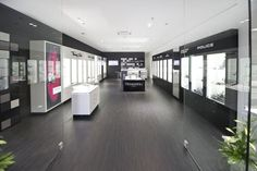 "Shop ""modern times by Dalus"" with DLW Linoleum / our client:    dlw.de"
