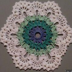 $1.50 pattern. Isn't it gorgeous?