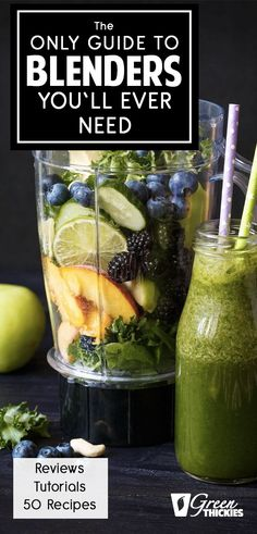 This is the ultimate guide to smoothies for blenders. Choose the best blenders, get blender tutorials, over blender recipes, free gifts, discounts & . Healthy Blender Recipes, Diet Smoothie Recipes, Smoothie Diet, Whole Food Recipes, Diet Recipes, Jelly Recipes, Best Smoothie Blender, Good Smoothies, Vegetable Smoothies
