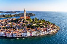 Belleza en los pueblos de Istria, #Croacia #viajes
