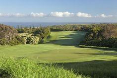 Hole 18 - Plantation Course - Kapalua