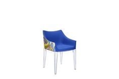 Madame - World of Emilio Pucci Edition Chair with Arms by Philippe Starck for…