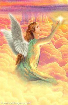 Angel of healing www.chakramedicine.com