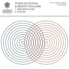 """Foxes in Fiction+ Benoît Pioulard: """"Ground glass"""" (Limited 7 inch) by woolrecordings - Listen to music"""