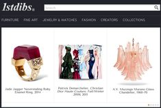 1st Dibs is one of the top online marketplaces for high-end vintage and antique furniture, jewelry, and fashion. The price points are usually high, but if you're looking for a replica of Marie Antoinette's chartreuse velvet settee, this is the place to go. Visit here. Best for: If you have high-end taste and the budget to match.