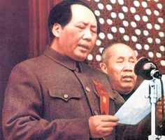 Mao's Great Leap Forward 'killed 45 million in four years' 45 million people