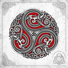 Triskelion snakes -version 2.0  (final, vector graphics in CorelDraw) и ещё одни змейки - версия 2.0 (векторная графика)  #celtic #celticart #workflow #celticknot #triskelion #drawing #snake #celticartlogo #artwork #Arzamastsev #siberia #doodle #celticdesign #knotwork #horse #viking #line #art #illustration #triskele #linework #vector #drawing #snakes #workprocess #vectorart #triskel #vikingart #celticsnake #coreldraw #змеи