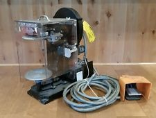 Pneumatic Master Can Sealer With Foot Pedal & Guard Very Cool Free Shipping!!