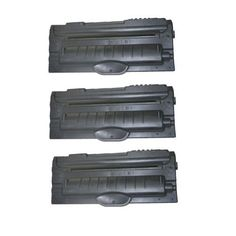 3 Pack New Compatible with Dell 1600 Toner Cartridge for Dell 5000 page yield, Black