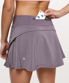 lululemon Women's Play Off The Pleats Skirt Graphite Purple, Size 8 Fitted Skirt, Pleated Skirt, Dress Skirt, Mom Outfits, Skirt Outfits, Cute Outfits, Skirt Fashion, Fashion Outfits, Fashion Women