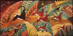 Dahlov Ipcar illustration
