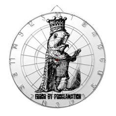 #fishing - #King fish:  Error by Proclamation Dart Board