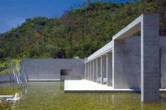 Benesse House - Benesse Art Site, Naoshima Japan   Tadao Ando