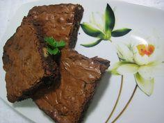 Tampopo Gourmet: Brownie com Azeite