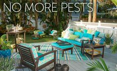 Do It Yourself Pest Control: Make Your Yard Pest-Free   Your yard garden and patio are areas of pride joy and relaxation. However they can be ruined by unwanted guests. Bugs and pests live outdoors so they kind of come with the territory but you dont have to let them  Read More  http://ift.tt/2IbUpSv