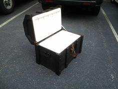 Do It Yarrrself: Pirate Chest Cooler