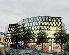 Architektur Freiburg diamanten schleifen in freiburg unibibliothek degelo