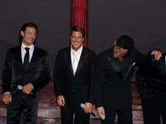 Carlos, Urs and Sebastien