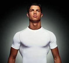 Cristiano Ronaldo is a professional soccer (football in Europe) player. All the informations about Ronaldo can be found here. Cristiano Ronaldo 7, Cristiano Ronaldo Wallpapers, Cr7 Ronaldo, Ronaldo Real, Real Madrid, Ronaldo Pictures, Usain Bolt, Soccer Players, Nike