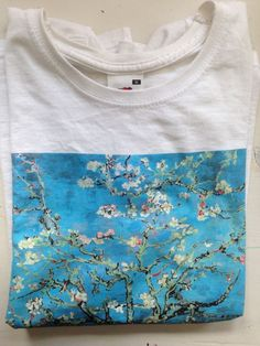 Almond Blossom Shirt (Vincent Van Gogh)