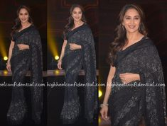 Snake Girl, Great Neck, Madhuri Dixit, Anarkali, Looks Great, Archive, High Heels, Take That, Sari
