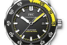 IWC Aquatimer Automatic 2000