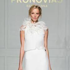 Resultado de imagen de vestidos de novia dos piezas