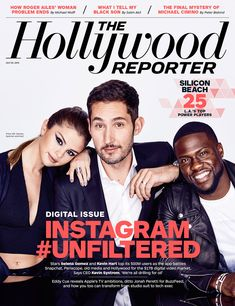 Instagram's CEO Is Counting on Selena Gomez, Kevin Hart and 500 Million More to Win Digital Media's New Game: Video - Hollywood Reporter
