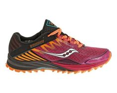 Womens Saucony Peregrine 4 Trail Running Shoe at Road Runner Sports