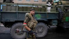 New York Times: July 2014 - Ukraine military finds its footing against pro-Russian rebels Ukraine Military, European Integration, Civil Wars, July 7, Ny Times, Troops, Rebel, Monster Trucks