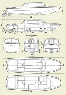 Boat Plans, Floor Plans, How To Plan, Boats, Ships, Product Design Poster, Floor Plan Drawing, House Floor Plans