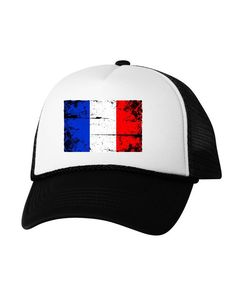 France Flag Trucker Hat France Hats for Men and Women French Football Cap  France Soccer Gifts France 2018 Snapback Hat Gifts from France d7860992482