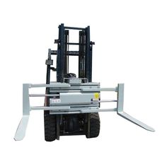 Stainless Steel Pipe Handling Forklift Attachment