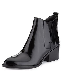 Leather Chelsea Boots with Insolia® | M&S 69 pound