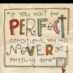 Perfection .......