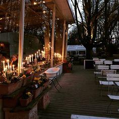 Café am neuen See, Tiergarten.