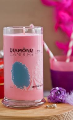 Gift idea: Diamond Candles. Discover a ring in every candle. Reveal a chance to win a ring worth up to $5000.